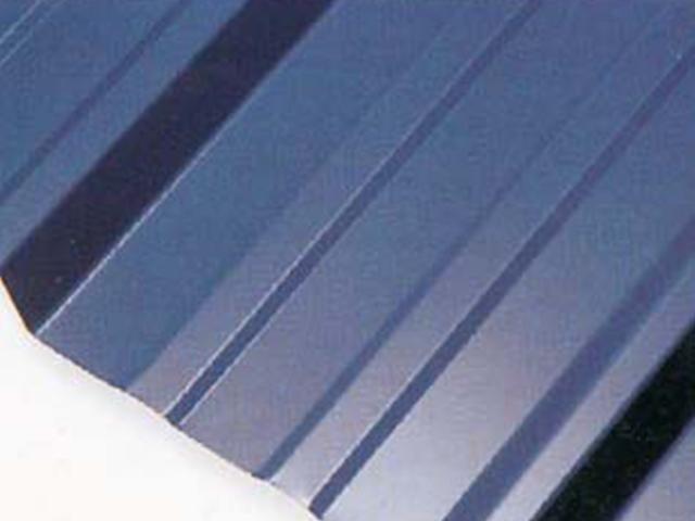 Abris métal - Couverture et bardage standard