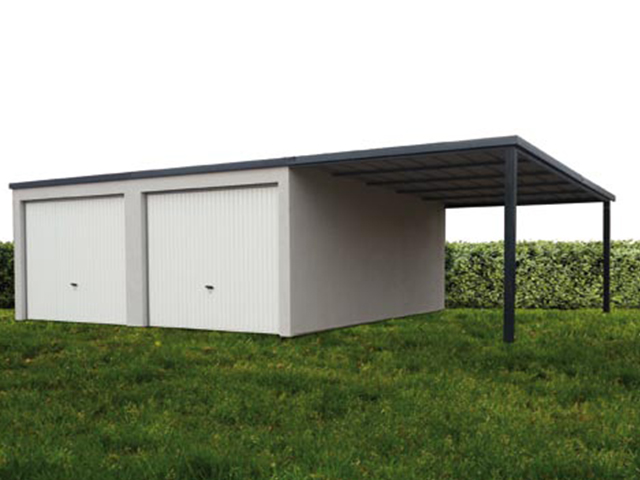 Mattei Allier Montluon Garage Bton Abris Mtal En Kit Auvents