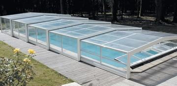 Abri de piscine – triptik – bas
